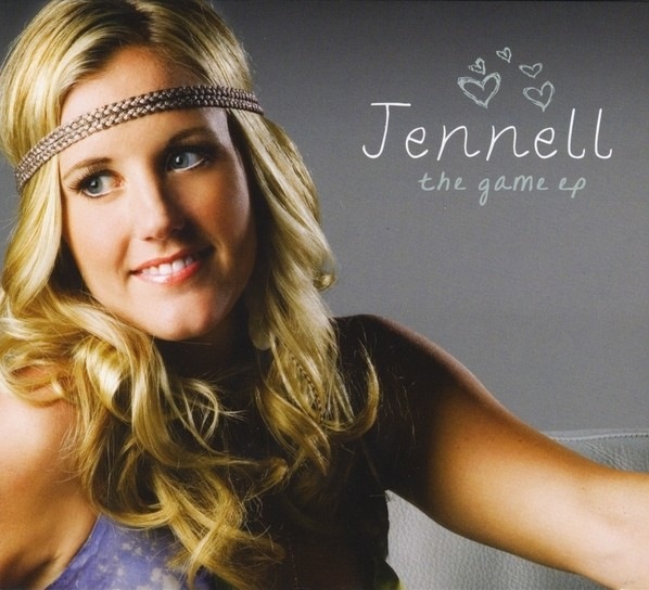 Jennell - The Game LP cover